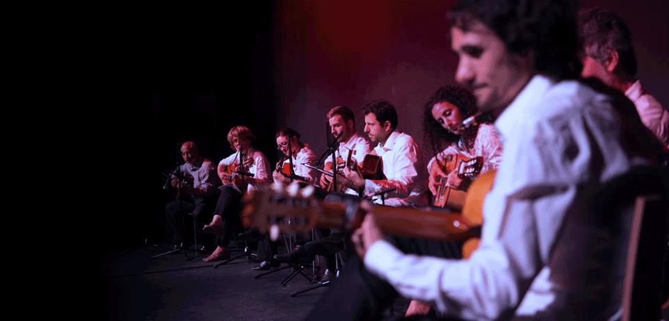 guiatre flamenco -ATIKA FLAMENCO