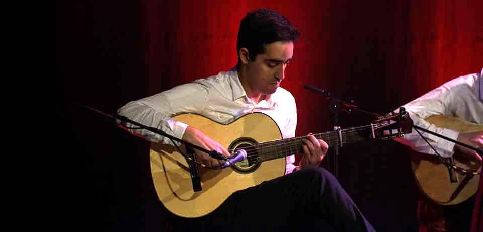 guiatre atika flamenco
