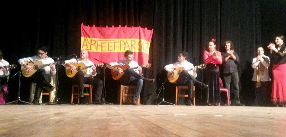 GALA atika flamenco