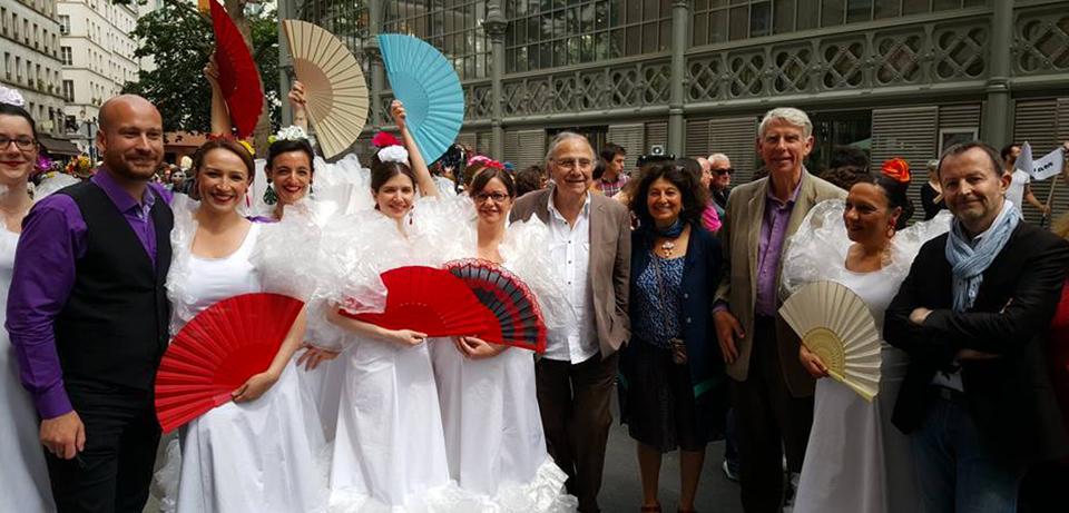 carreau du temple -atika flamenco