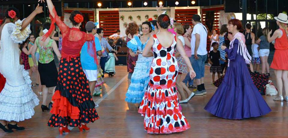 LA VILLETTE -atika flamenco