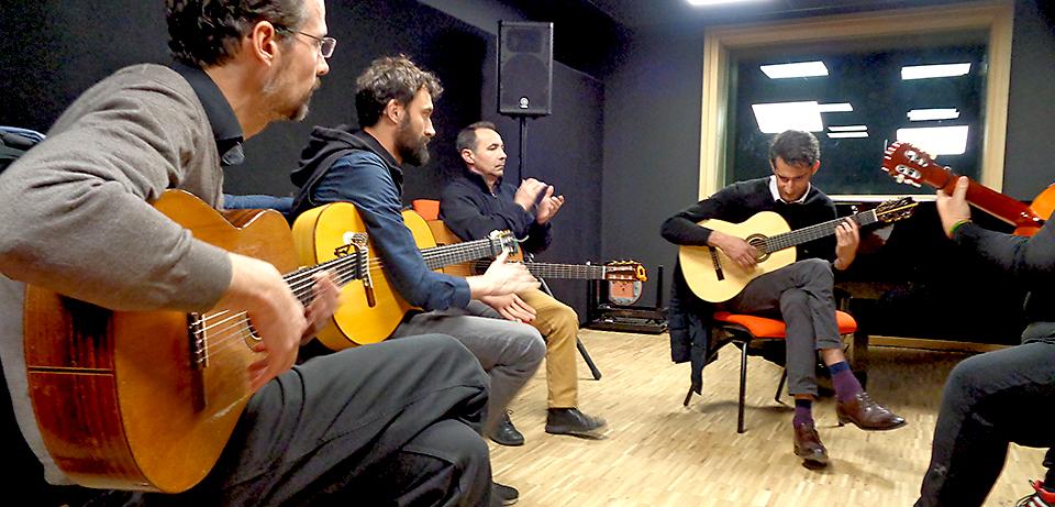 stage EZEQUIEL BENITEZ