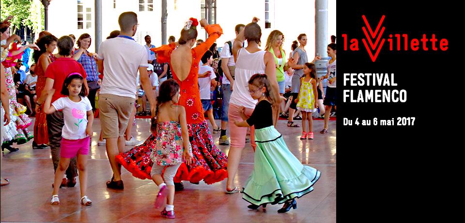 festival flamenco / LA VILLETTE